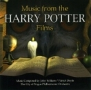 Music from the Harry Potter Films. 15 Track CD Movie Soundtrack