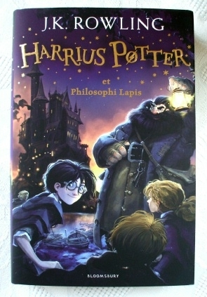 Harry Potter and the Philosopher's Stone. LATIN 2015 Edition.
