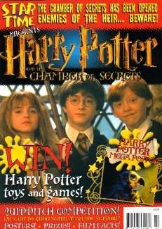 STAR TIME UK Magazine, Harry Potter & the Chamber of Secrets