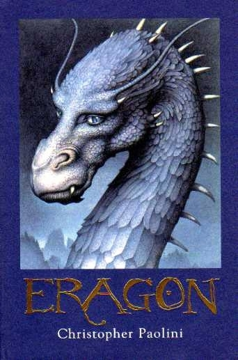 Christopher Paolini. ERAGON. UK first edition, first print H/B