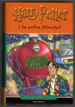 Harry Potter i la Pedra Filosofal. Spanish edition H/B