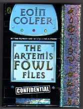 Eoin Colfer. The Artemis Fowl FILES. UK 1st Ed. H/B