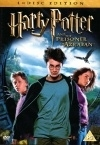 Harry Potter and the Prisoner of Azkaban. Region 2 DVD UK Pal.