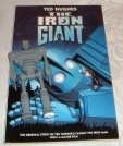 The Iron Giant. Ted Hughes. Movie tie-in First Edition P/B