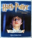 Harry Potter, Harry at Howarts Jigsaw Sticker Book 2001