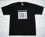 Lemony Snicket Book 12 Launch Promo T-Shirt. Large