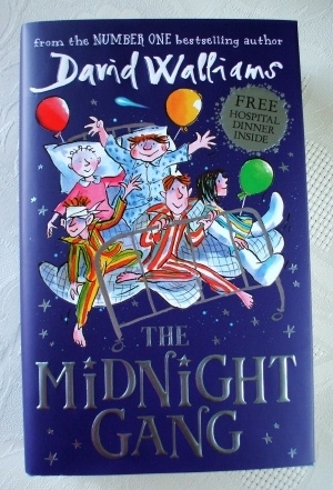 David Walliams The Midnight Gang UK Hardback First Edition