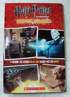 Harry Potter Movie Magic Handbook. First Edition.