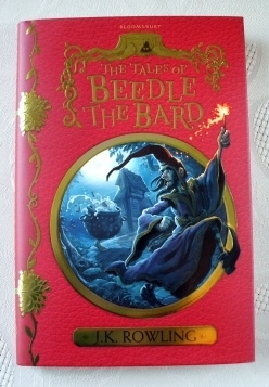 The Tales Of Beedle The Bard UK 2017 First Edition JK Rowling