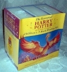 Harry Potter and the Order of the Phoenix (Book 5) Family Triple