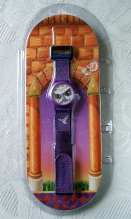 Rare Official Harry Potter Hedwig Owl Child's Watch 2001 Sealed