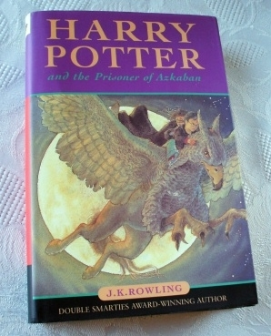 Harry Potter and the Prisoner of Azkaban UK First Edition 1st