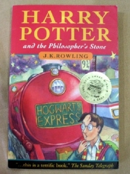 Harry Potter and the Philosopher's Stone P/B (23) First Edition