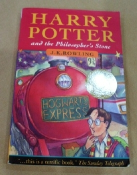 Harry Potter and the Philosopher's Stone P/B (32) First Edition