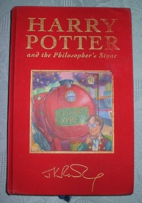 Harry Potter and the Philosopher's Stone. Deluxe Ed. 1st/6th