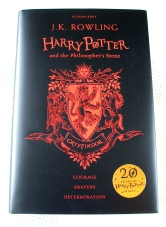 Harry Potter Philosopher's Stone 20th Anniversary Gryffindor 1st