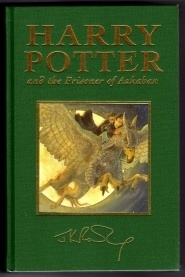 Harry Potter and the Prisoner of Azkaban (UK Deluxe) Book 3
