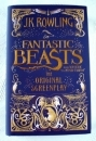 JK Rowling Fantastic Beasts UK Hardback First Edition, 2nd Print