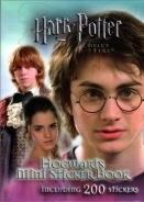 Harry Potter and the Goblet of Fire. Mini Sticker Book.