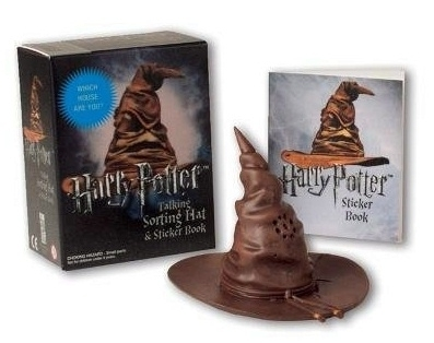 Harry Potter Miniature Sorting Hat and Mini Sticker Kit