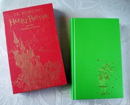 Harry Potter Chamber of Secrets. UK Boxed Gift Edition First Ed