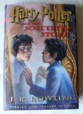 Harry Potter & the Sorcerer's Stone Anniversary First Edition