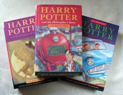 Bloomsbury TED SMART. Harry Potter 3 Book Box Set Early Editions