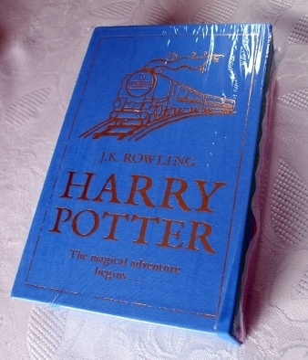 Harry Potter The Magical Adventure Begins Boxed Set 1st Edition