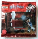 Harry Potter Trolley. Lego 30110 Rare Promo with Mini Figures
