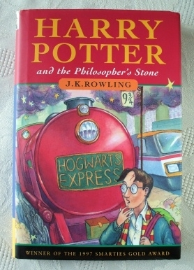 Harry Potter and the Philosopher's Stone First Edition 1st Print