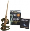 Harry Potter Lord Voldemort's Wand, Stand & Sticker Kit