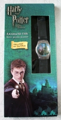 Harry Potter Wrist Watch with Changing Image Dial. 2007