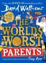 David Walliams The World's Worst Parents Hardback First Edition