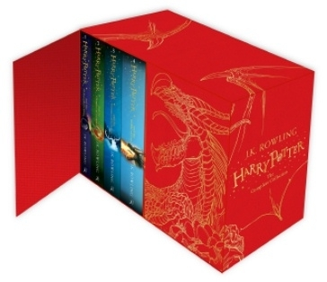 Harry Potter The Complete Collection. Bloomsbury 2014 Hardback