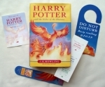 Harry Potter Order of the Phoenix. First Edition with Rare Promo