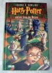 Harry Potter und der Stein der Weisen (German) Phil/Stone. H/B.
