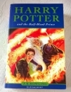 Half Blood Prince UK First Edition, First Print Young Reader P/B