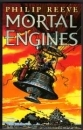 Philip Reeve. Mortal Engines. UK First Edition. P/B