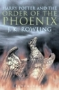 Harry Potter and the Order of the Phoenix. Adult Cover. Hardback